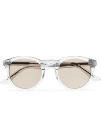 Kirk Originals Watts Round Frame Acetate Sunglasses