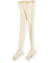 Collants beiges Bonpoint