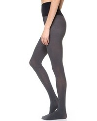 Collants gris foncés Commando