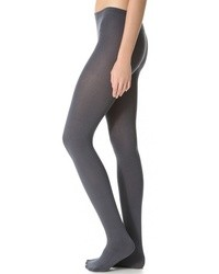 Collants gris foncés Plush