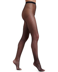 Collants résille noirs Wolford