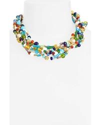 Collar con cuentas en multicolor de Lauren Ralph Lauren