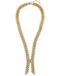 Collar dorado de Giuseppe Zanotti Design