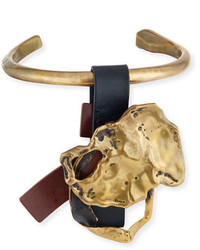 Collar dorado de Tom Ford