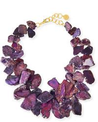 7c608a1cbb94 Comprar un collar en violeta  elegir collares en violeta más ...