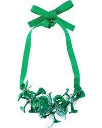 Collar verde de P.A.R.O.S.H.