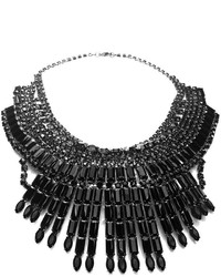 Collier noir Tom Binns