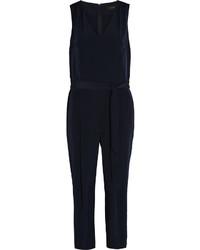 Combinaison pantalon bleue marine J.Crew