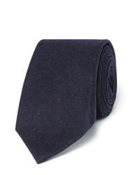 Corbata azul marino de Brunello Cucinelli