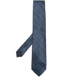 Corbata de Seda Azul de Tom Ford