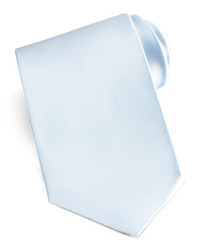 Corbata de seda celeste de Brioni