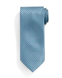 Corbata de seda en turquesa de Stefano Ricci