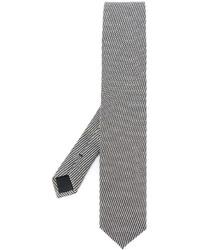 Corbata de Seda Gris de Tom Ford