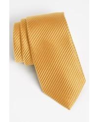 Corbata dorada