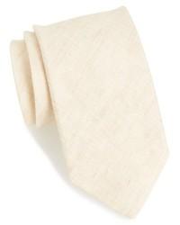 Corbata en beige de Hugo Boss