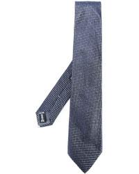 Corbata en gris oscuro de Giorgio Armani