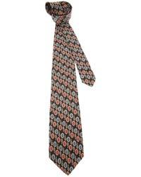 Corbata en multicolor de Brioni