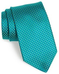 Corbata en verde azulado de Ted Baker