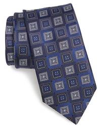 Corbata estampada azul marino de John W. Nordstrom