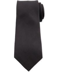 Corbata negra de Burberry