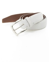Correa de Cuero Blanca de Will Leather Goods