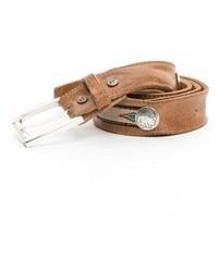 Correa de cuero marrón claro de Will Leather Goods