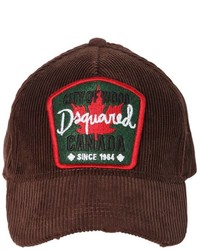 Canada patch corduroy baseball hat medium 3733928