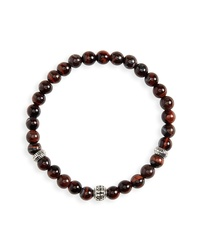 Nordstrom Men's Shop Beaded Bracelet