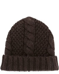 UMIT BENAN Cable Knit Beanie