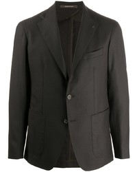 Tagliatore Fitted Single Breasted Jacket
