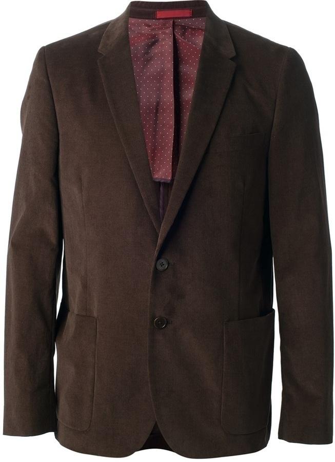 Paul Smith Ps Button Up Blazer