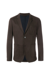 AMI Alexandre Mattiussi Unlined Soft Two Buttons Jacket