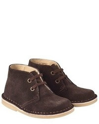 Start Rite Start Rite Colorado Brown Suede Desert Boot