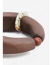 Bracelet wood medium 5025840