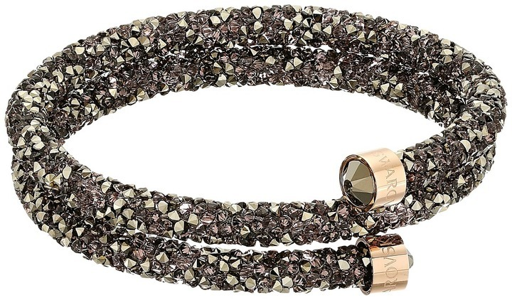 Crystaldust Bangle Double Wrap Bracelet Bracelet