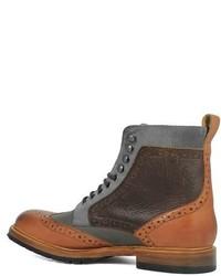 7f9568ab0c8 Stacy Adams Madison Ii Wingtip Boot, $185 | Nordstrom | Lookastic.com