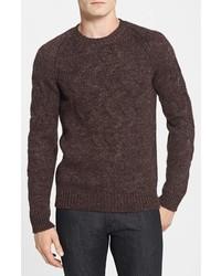 Hugo Boss Boss Doncor Wool Linen Sweater