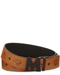 Visetos reversible matte buckle belt medium 4106028