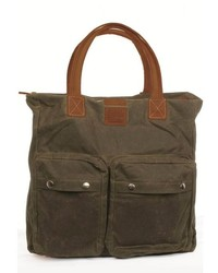 Jackson original waxed cotton canvas carryall medium 130220