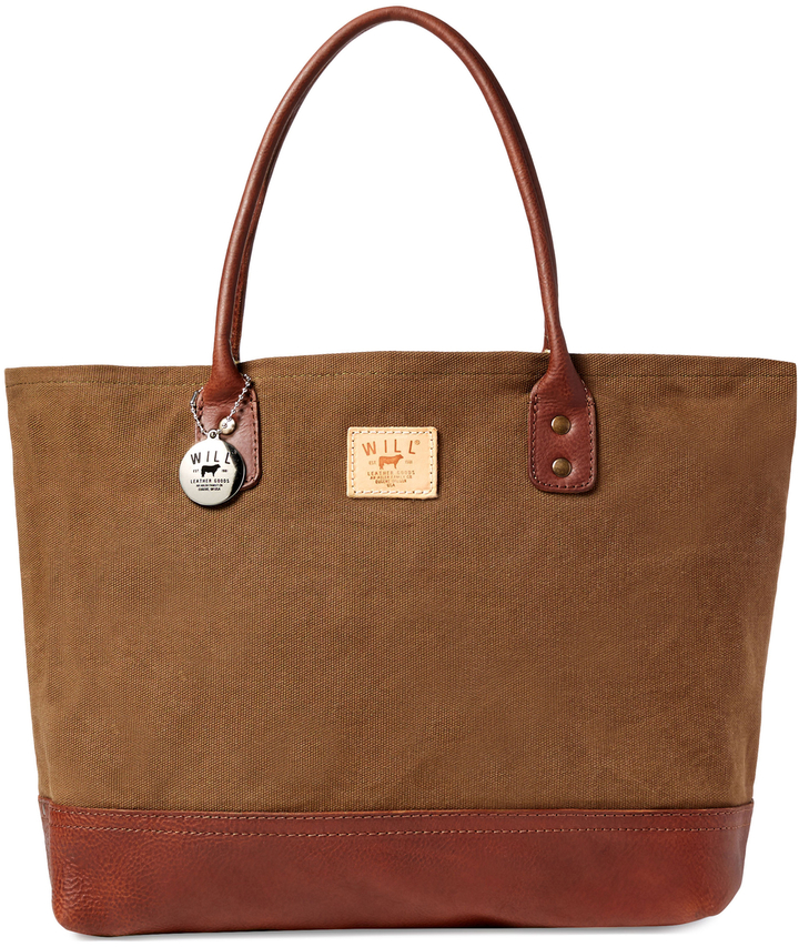 175 Will Leather Goods Utility Tote
