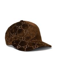 Dark Brown Cap