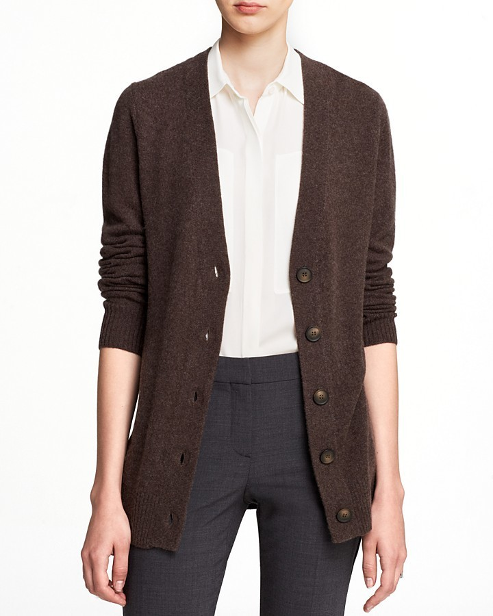 Bloomingdale's C By Cashmere Boyfriend Cardigan | Where to buy ...