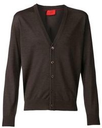 Isaia v neck cardigan medium 82175