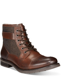 Bar Iii Devin Cap Toe Utility Boots Only At Macys