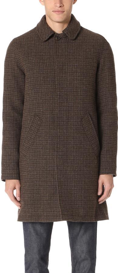 A.P.C. Mateau Overcoat