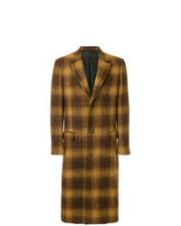 AMI Alexandre Mattiussi Three Buttons Long Coat