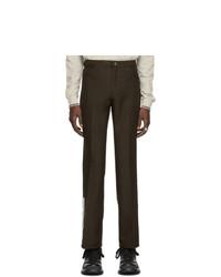 St-Henri Ssense Brown Rancher Dress Trousers