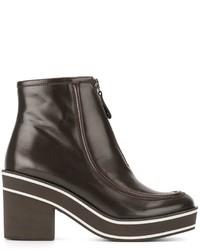 Chunky heel ankle boots medium 732913