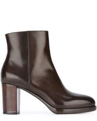 Chunky heel ankle boots medium 847537