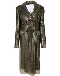 Calvin Klein 205w39nyc Double Breasted Waterproof Coat